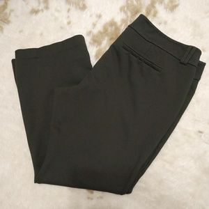 Torrid Dark Olive Bootcut Dress Pants -Size 22